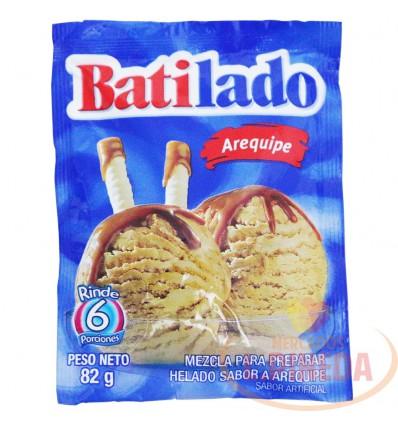 Helado Batilado X 82 G Arequipe