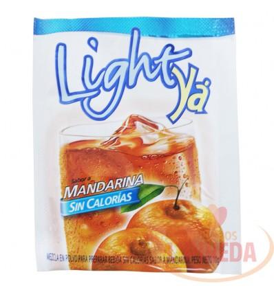 Refresco Lightyá X 10 G Mandarina