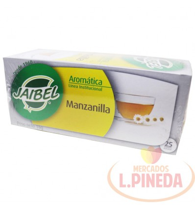 Aromaticas Jaibel M/Nillax 25 G