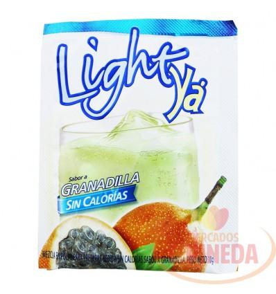 Refresco Light yá X 10 G Granadilla