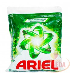 Detergente Ariel Oxianillos X 225 G Doble Poder