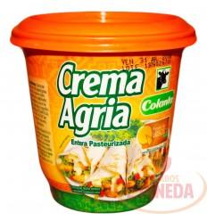 Queso Crema Agria Colanta X 400 G