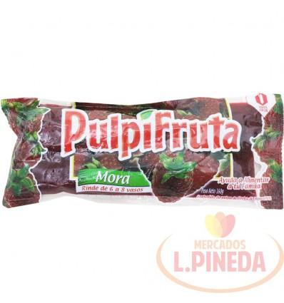 Pulpa De Fruta Pulpifruta X 160 G Mora