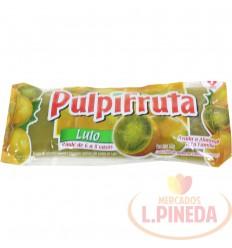 Pulpa De Fruta Pulpifruta X 160 G Lulo