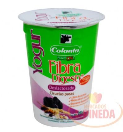 Yogurt Fibra Digesty X 200 G Ciruelas Pasas