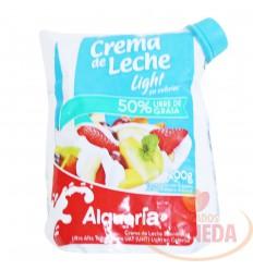 Crema De Leche Alqueria X 200 Uht Light