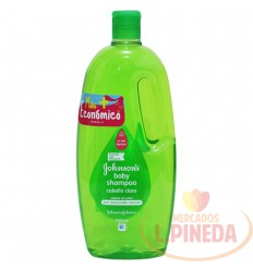 Shampoo Johnsons X 750 ML Cabello Claro