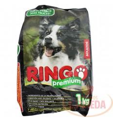 Cuido Perros Ringo 1000 G Premiun Adulto