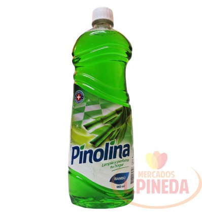 Limpiador Pinolina X 960 ML Bambu