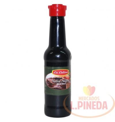 Salsa La Colina X 180 G Negra