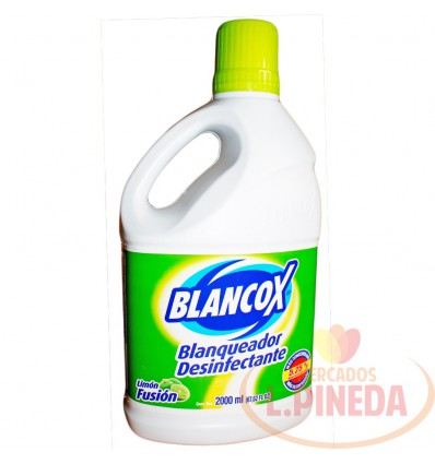 Blanqueador Blancox X 2000 ML Limon Fusion