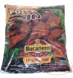 Pollo Bucanero Alas BBQ Bolsa