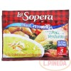 Crema Sopera X 3porciones Pollo Con Verduras
