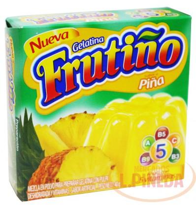 Gelatina Frutiño X 40 G Pina