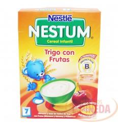 Cereal Infantil Nestum 200 G Trigo Frutas