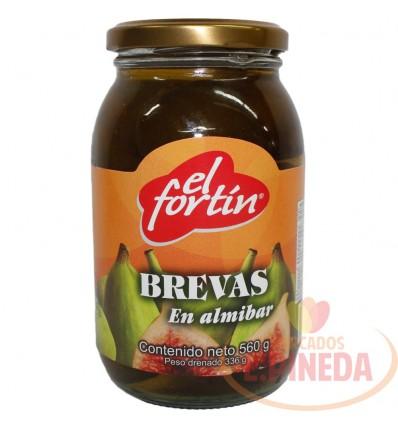 Brevas En Almibar El Fortin X 560 G