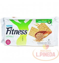 Galletas Fitness Nestle X 9 Un Ajonjoli