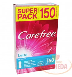 Protectores Carefrre Brisa X 150 Unds