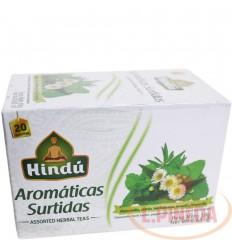 Aromaticas Hindú X 18 G Surtidas