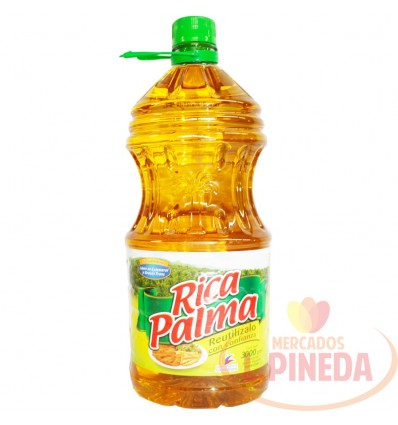 Aceite Ricapalma X 3000 ML