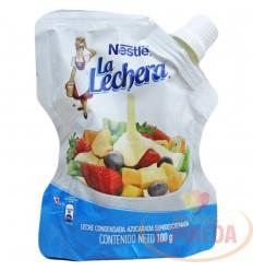 Leche Condensada La Lechera 100 G Doy Pack