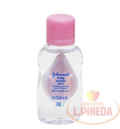 Aceite Johnsons X 50 ML Original