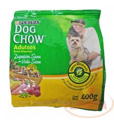 Cuido Perros Dog Chow 475G Adultos Razas Pequeñas