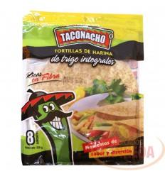 Tortillas Taconacho Integrales X 8 Unds