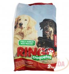 Cuido Perros Ringo 2000 G Croquetas