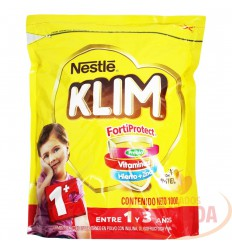 Leche Klim X 1000 G En Polvo + 1 Con Miel