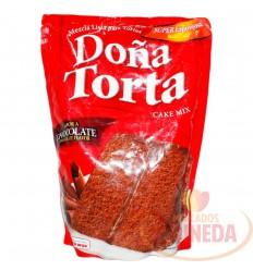 Mezcla Doña Torta 500 G Chocolate