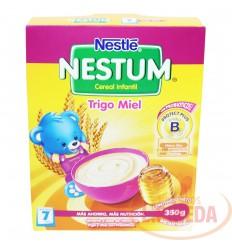 Cereal Infantil Nestum 350 G Trigo Miel