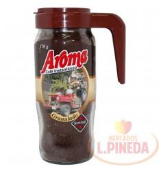 Café Aroma X 170 G Granulado