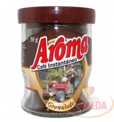Café Aroma X 50 G Granulado