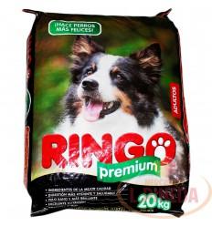 Cuido Para Perros Ringo X 20 K Croquetas