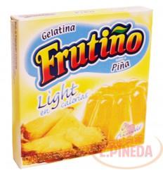 Gelatina Frutiño X 11 G Light Piña