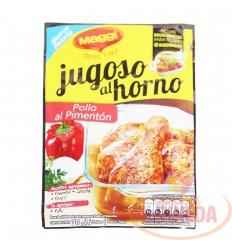 Base Maggi 30 G Jug.Horno Pollo Pimenton