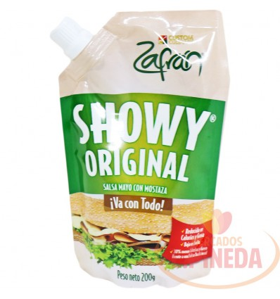 Salsa Showy Original X 200 G