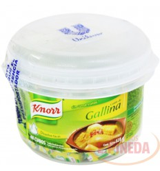 Caldo Knorr Tarro X 48 Unds