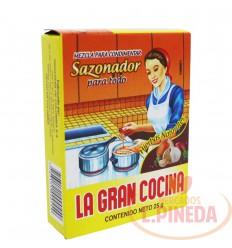 Sazonador X 25 G La Gran Cocina
