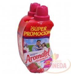 Suavizante Aromatel X 900 ML Frutos Rojos Duo