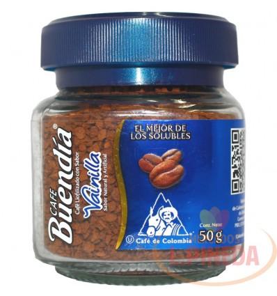 Café Buendía X 50 G Vainilla Liofilizado