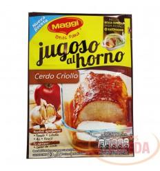 Maggi Jug Horno Cerdo Crio-Pollo Con Hierbas X 23 G