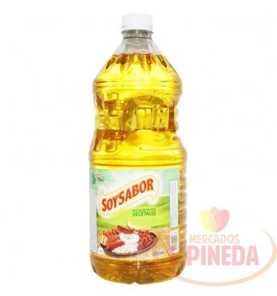Aceite Soysabor X 3000 ML