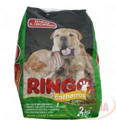 Cuido Para Perros Ringo X 2000 G Cachorros