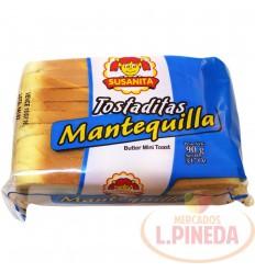 Tostada Susanita X 90 G Mantequilla