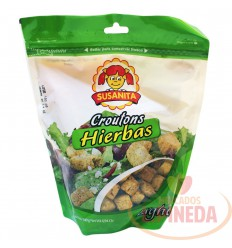 Bizcochitos Croutons X 140 G Hierbas