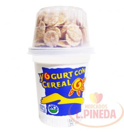 Yogurt Con Cereal El Zarzal X 170 Zucari