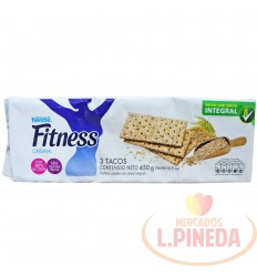 Galletas Fitness Nestle Integral 450 G