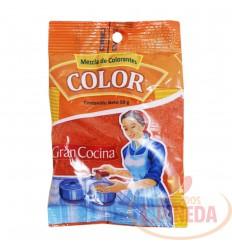 Color X 50 G La Gran Cocina